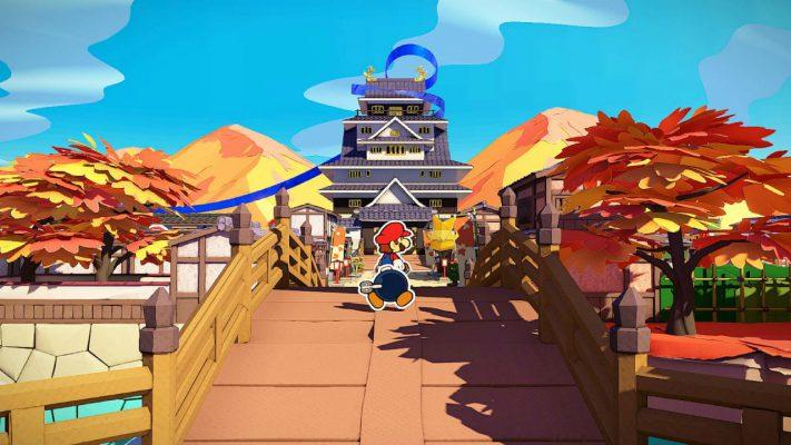 Paper Mario: The Origami King trailer critica