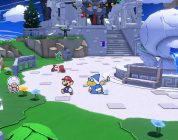 Paper Mario: The Origami King trailer lancio
