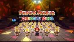 Paper Mario The Origami King – Recensione