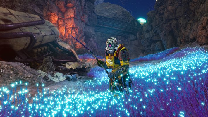 The Outer Worlds Peril on Gorgon DLC