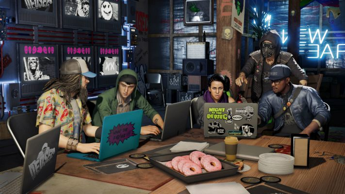 Watch Dogs 2 PlayStation Now
