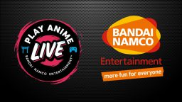 Bandai Namco Play Anime Live