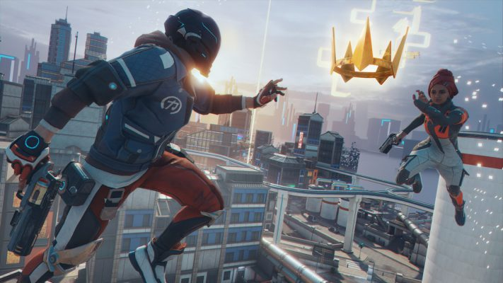 Ubisoft porta i battle royale a nuovi livelli con Hyper Scape