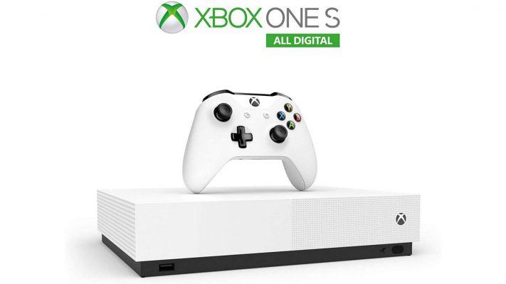 Xbox One X S All-Digital