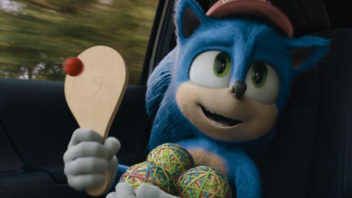 Sonic The Hedgehog 2 film