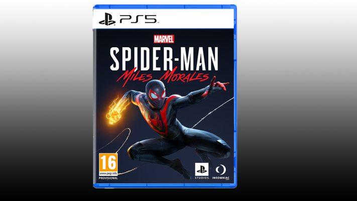 Spider Man Miles Morales PlayStation 5