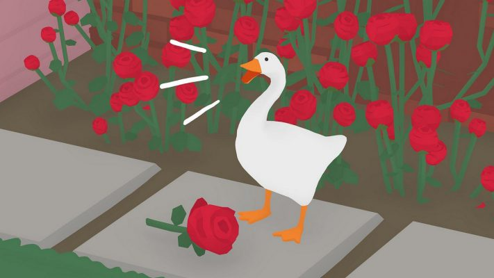 Untitled Goose Game