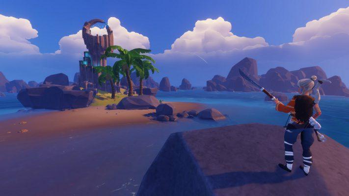 Windbound gameplay
