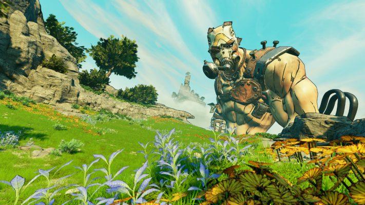 Borderlands 3 Psycho Krieg DLC
