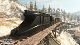 Call of Duty: Warzone treno