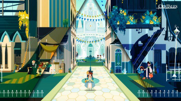 Cris Tales trailer gamescom 2020