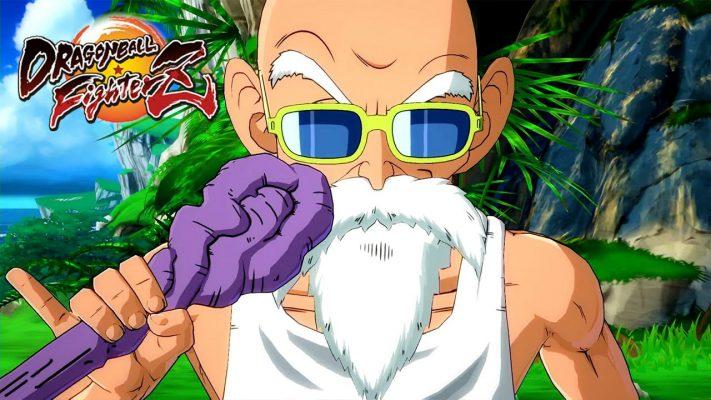 Dragon Ball FighterZ Maestro Muten