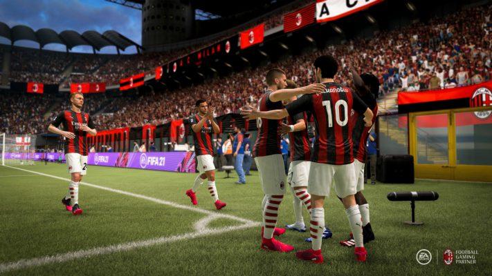 FIFA 21 cross-play