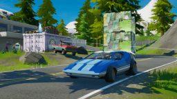 Fortnite update veicoli