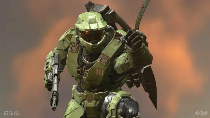 Halo Infinite rinviato 2021