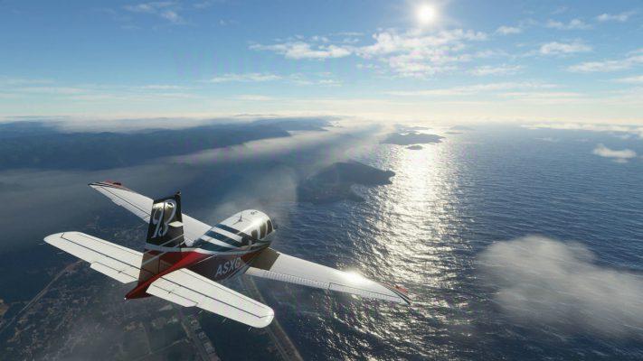 Microsoft Flight Simulator aerei aeroporti