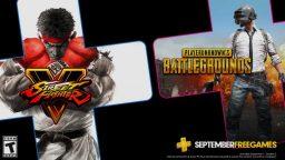 PlayStation Plus settembre