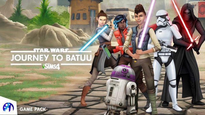 Star Wars sims