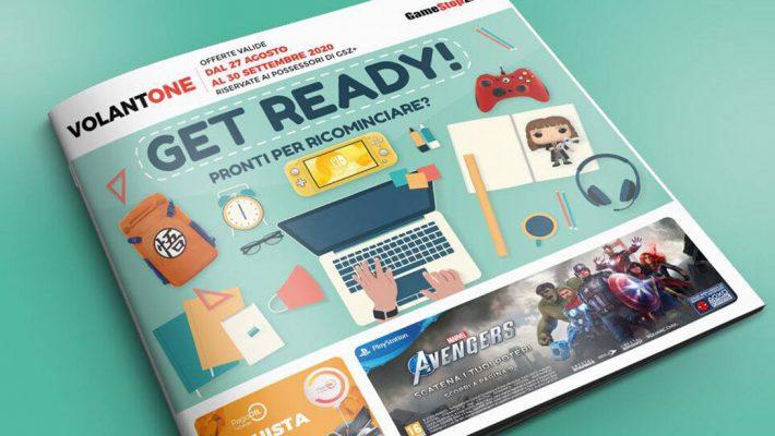 Volantone GameStopZing agosto 2020: tante nuove offerte!
