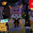 Animal Crossing: New Horizons Halloween