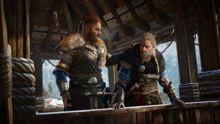 Assassin's Creed Valhalla trailer storia