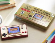 Game & Watch: Super Mario Bros. annuncio