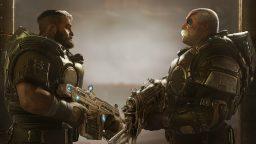 Gears Tactics trailer console