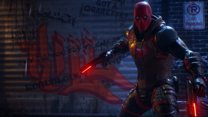 Gotham Knights stili di combattimento