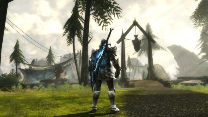 Kingdoms of Amalur: Re-Reckoning trailer Might