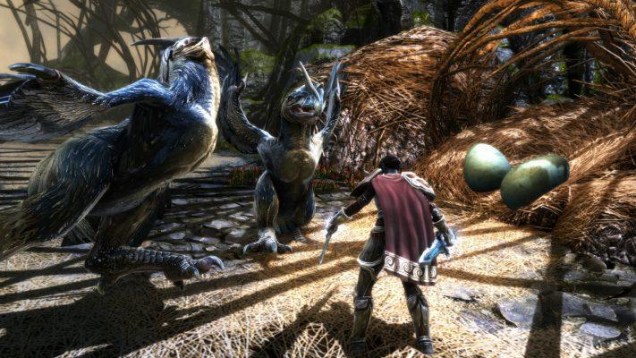 Kingdoms of Amalur: Re-Reckoning trailer Sorcery