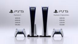 PlayStation 5 data e prezzi