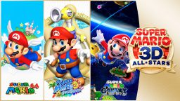 Super Mario 3D All-Stars annunciato per Nintendo Switch, disponibile tra pochi giorni