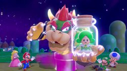 Enorme successo in UK per Super Mario 3D World + Bowser's Fury