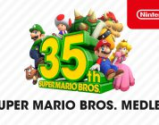 Super Mario Bros. 35th Anniversary medley