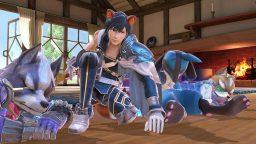 Super Smash Bros. Ultimate nuovo personaggio
