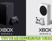 Xbox Series X e Xbox Series S – le differenze tecniche