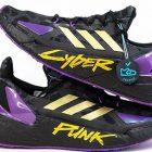 Adidas sta facendo le sneakers di Cyberpunk 2077