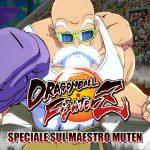 Dragon Ball FighterZ – Speciale sul Maestro Muten