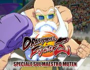 Dragon Ball FighterZ – Speciale sul Maestro Muten