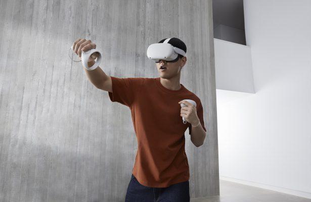 Facebook svela il nuovo Oculus Quest 2