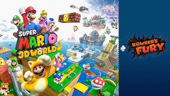 Super Mario 3D World + Bowser's Fury si svela con un trailer, ecco la data di uscita