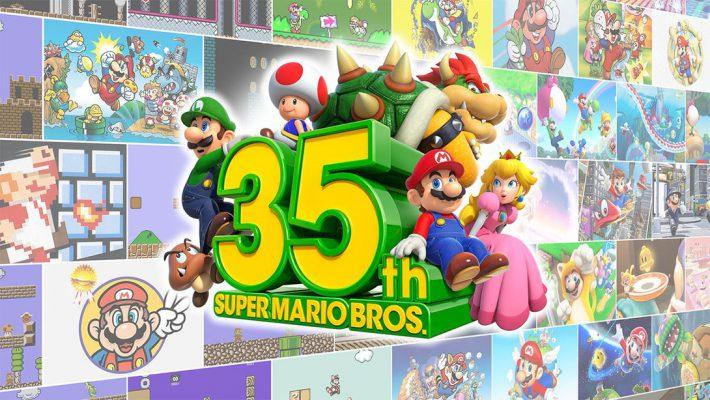 35 anni di Super Mario: le uscite e gli eventi in programma