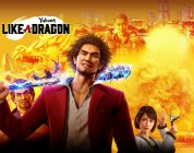 Yakuza Like a Dragon data