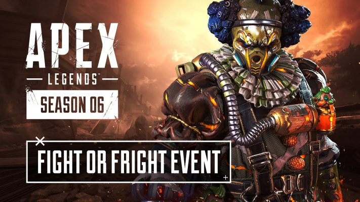 Apex Legends evento Paura del buio