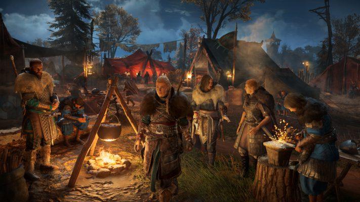 Assassin's Creed Valhalla spot TV