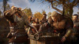 Assassin's Creed Valhalla trailer Deep Dive