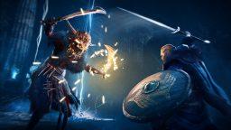 Assassin's Creed Valhalla trailer combattimento brutale