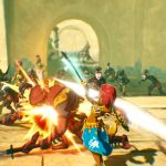 Hyrule Warriors: L'era della calamità Urbosa gameplay