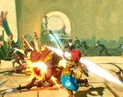 Hyrule Warriors: L'era della calamità Urbosa gameplay