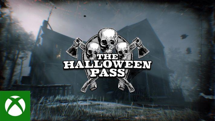 Red Dead Online The Halloween Pass